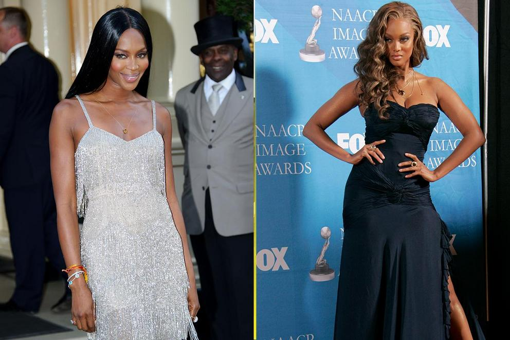 More iconic supermodel: Naomi Campbell or Tyra Banks?