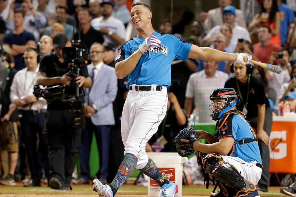 Does the MLB Home Run Derby ruin swings?