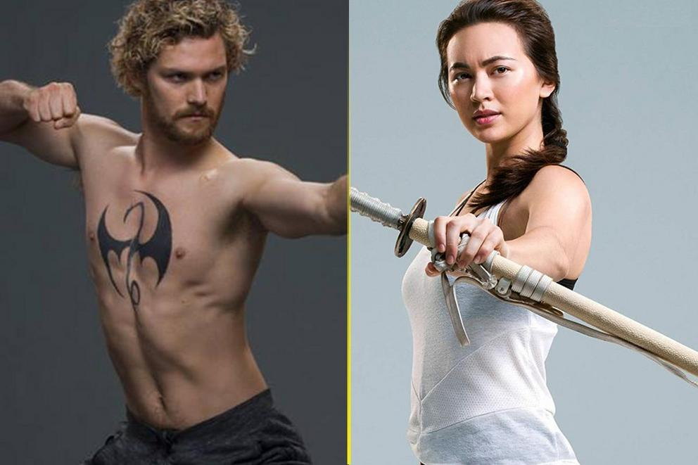 Favorite super martial artist: Iron Fist or Colleen Wing?