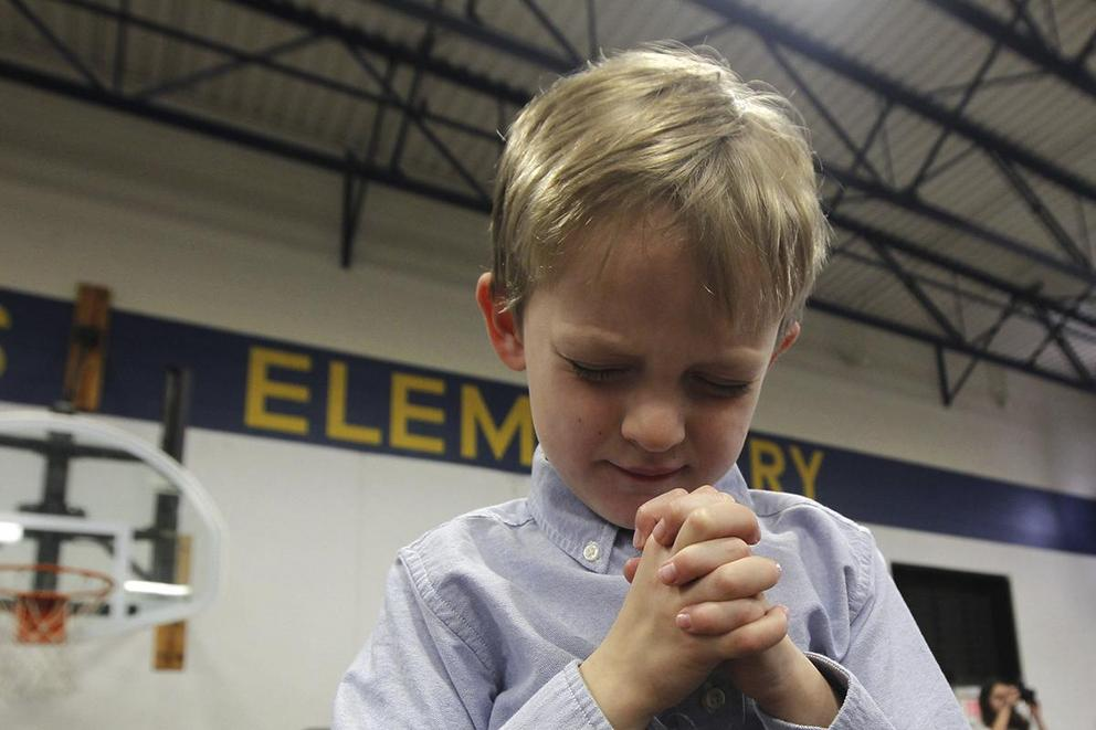 Should we bring back school prayer?