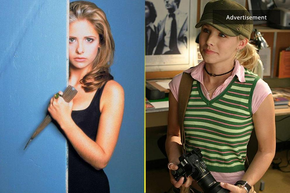 Most badass TV blonde: 'Buffy the Vampire Slayer' or 'Veronica Mars'?