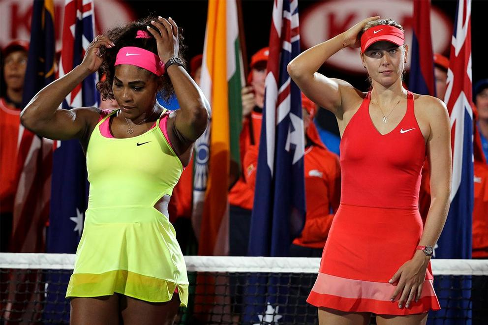 Who would have won in the French Open: Serena Williams or Maria Sharapova?