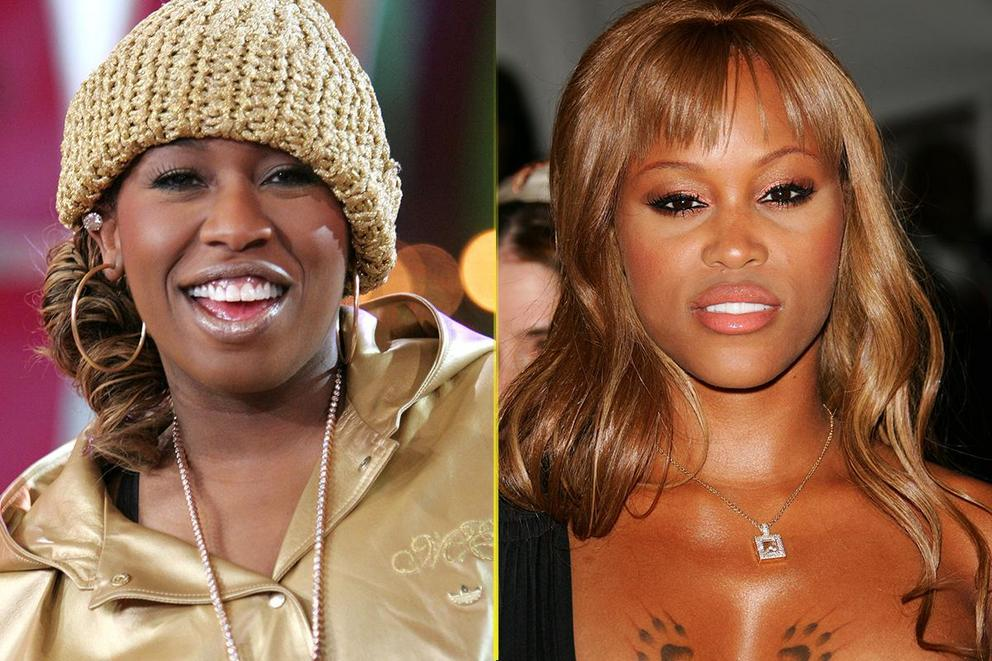 Favorite female rapper of the early aughts: Missy Elliott or Eve?
