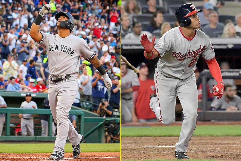 Which MLB rookie would you build a team around: Gleyber Torres or Juan Soto?