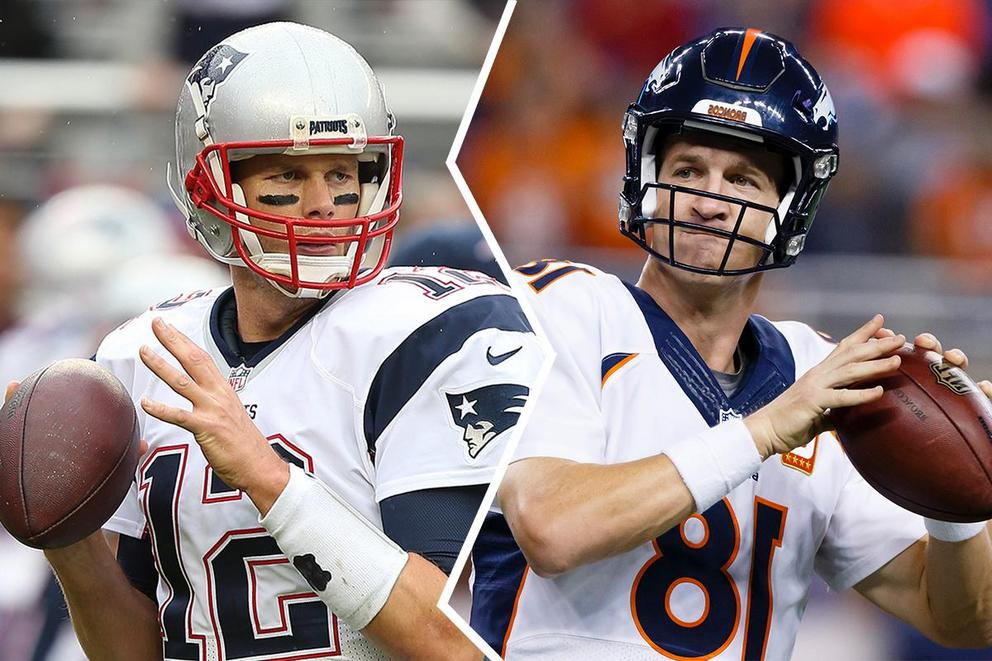 Has Tom Brady become a better quarterback than Peyton Manning?