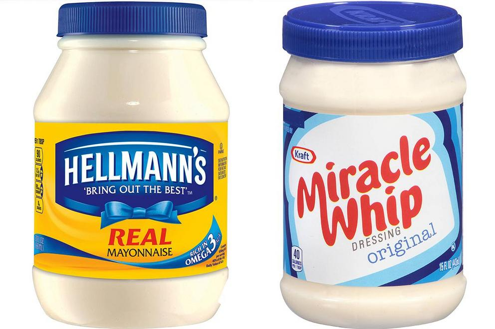 Hellmann's vs. Miracle Whip: Which white condiment is superior?