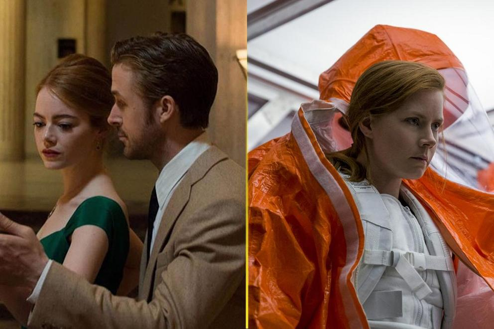 Which blockbuster should win Best Picture: 'La La Land' or 'Arrival'?