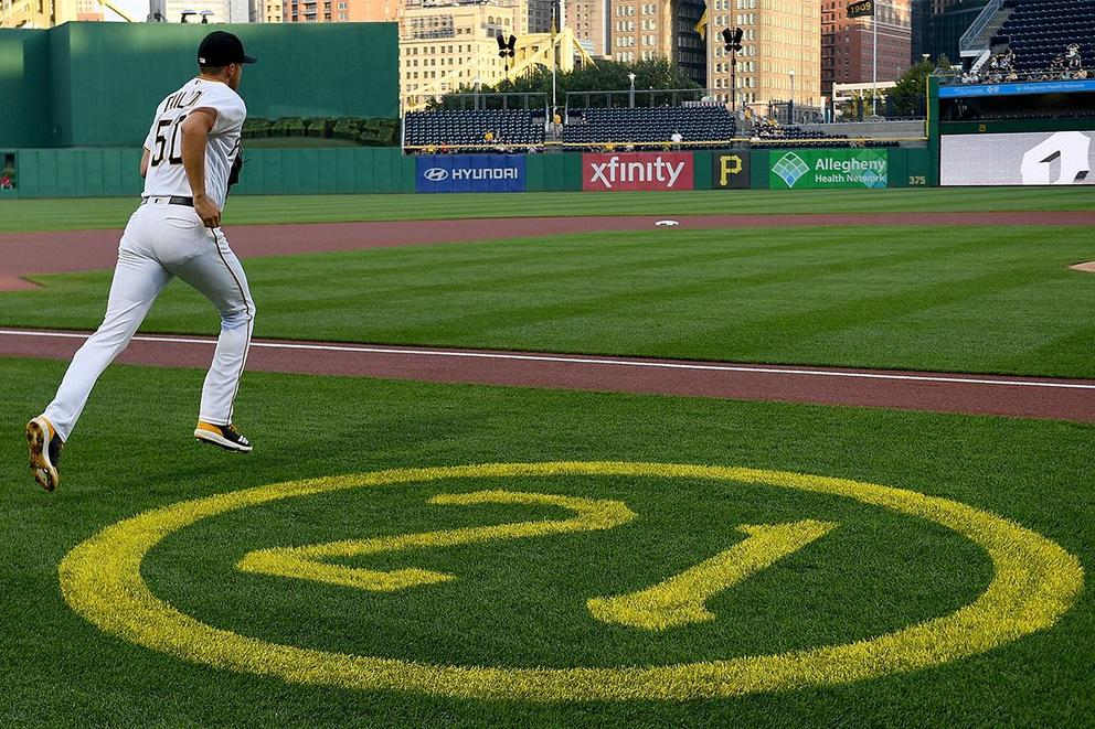 Should MLB retire Roberto Clemente's jersey number?