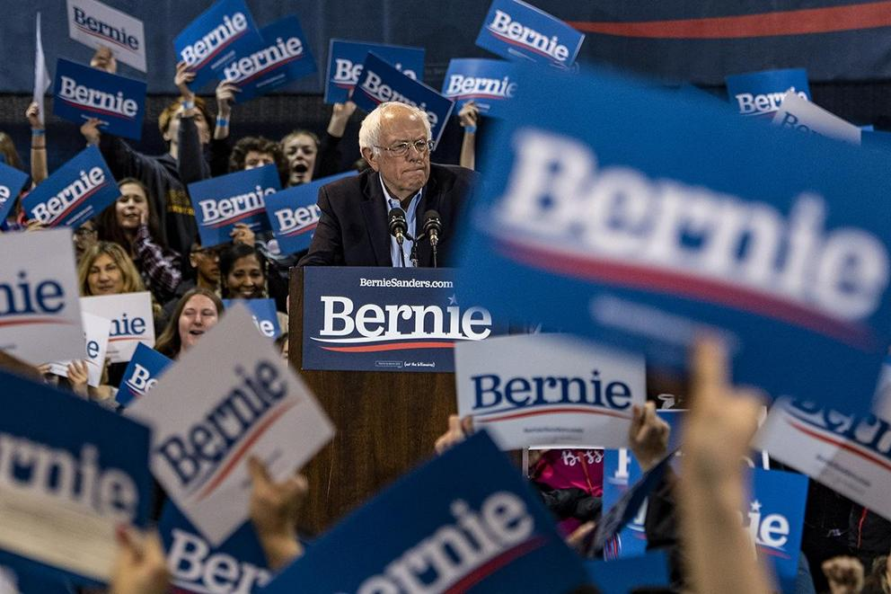 Should Bernie Sanders drop out?