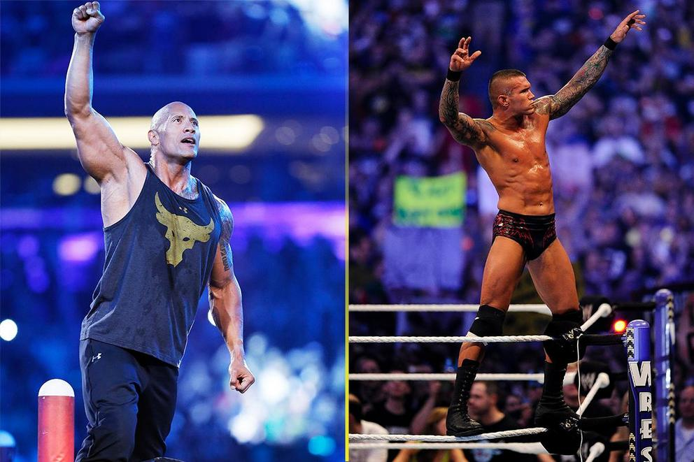 Greatest wrestler of all time: Dwayne 'The Rock' Johnson or Randy Orton?