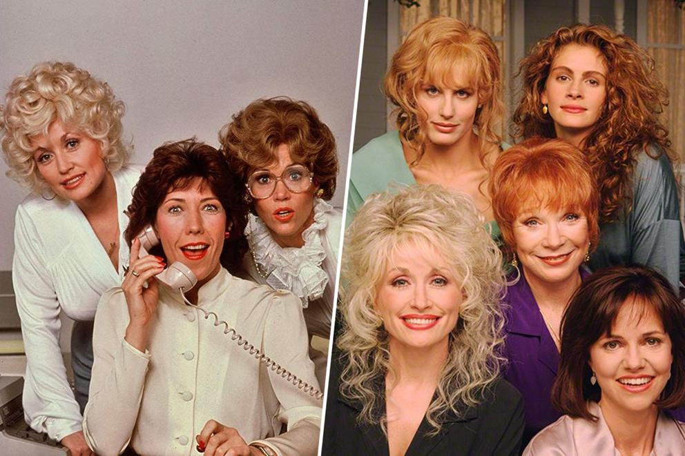 Favorite Dolly Parton movie: '9 to 5' or 'Steel Magnolias'?