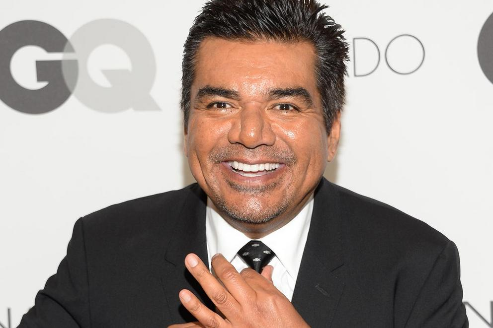 Is George Lopez wrong for fake peeing on Trump's star?