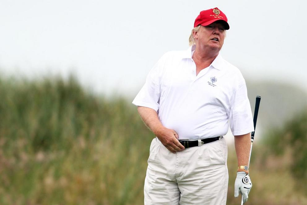 Is it wrong to fat shame the president?