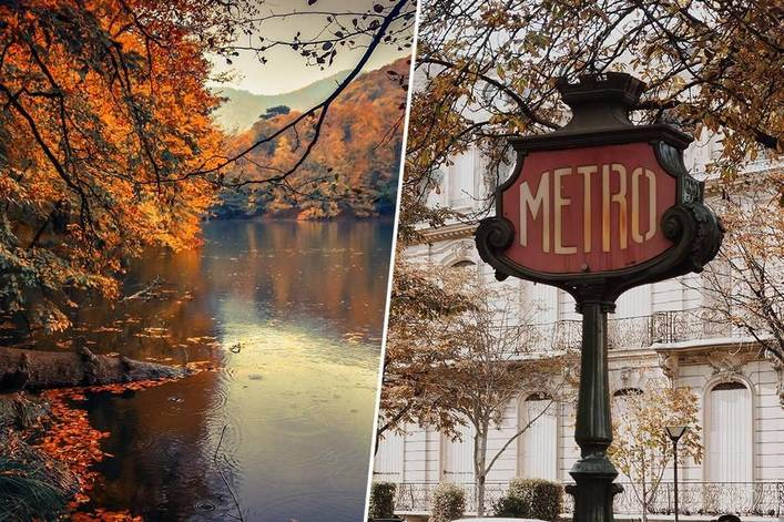 Would you rather spend a vacation in nature or a big city?