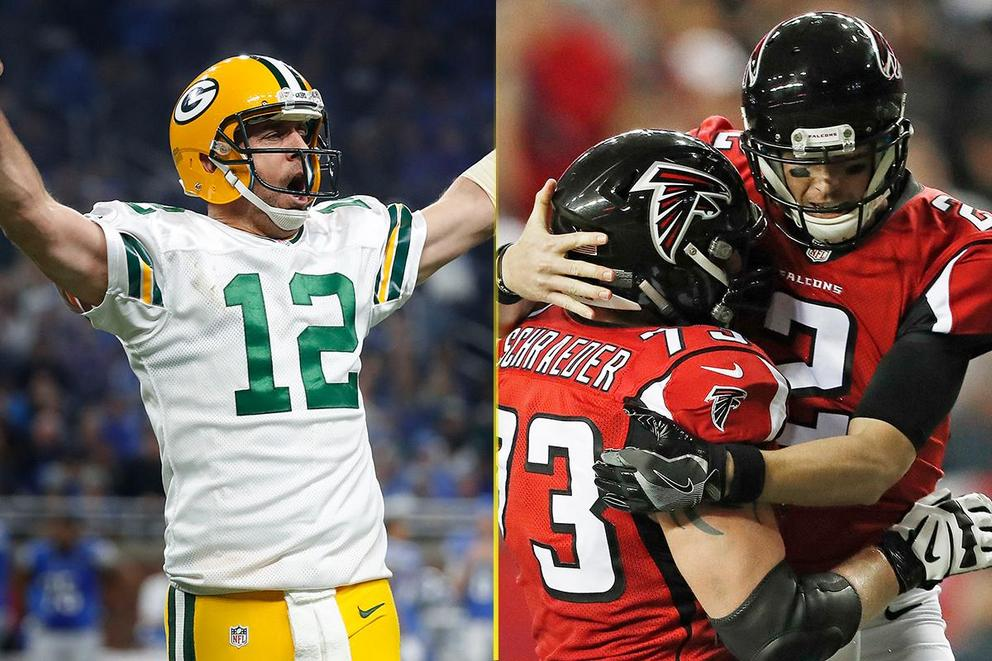 Who will win the NFC Conference Championship: Packers or Falcons?