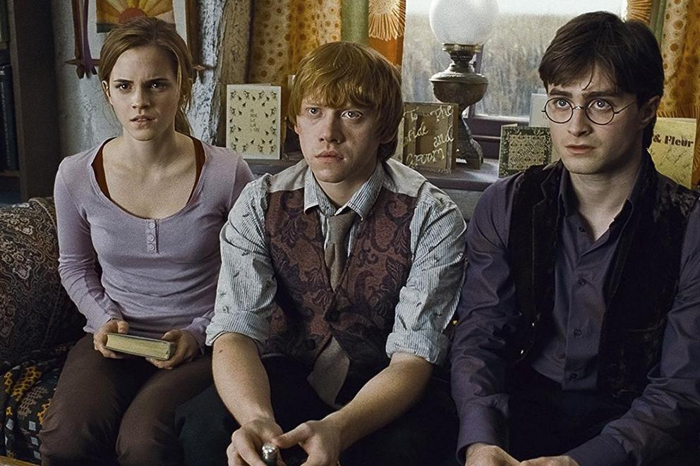 Should Hermione have ended up with Harry Potter instead?