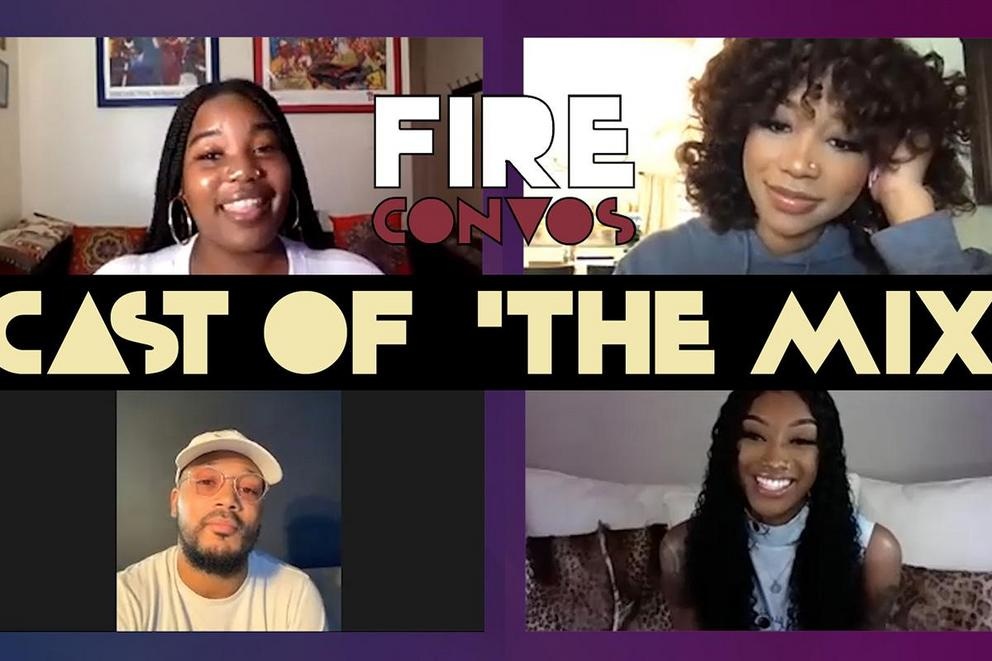 Fire Convos with Fox Soul's 'The Mix'