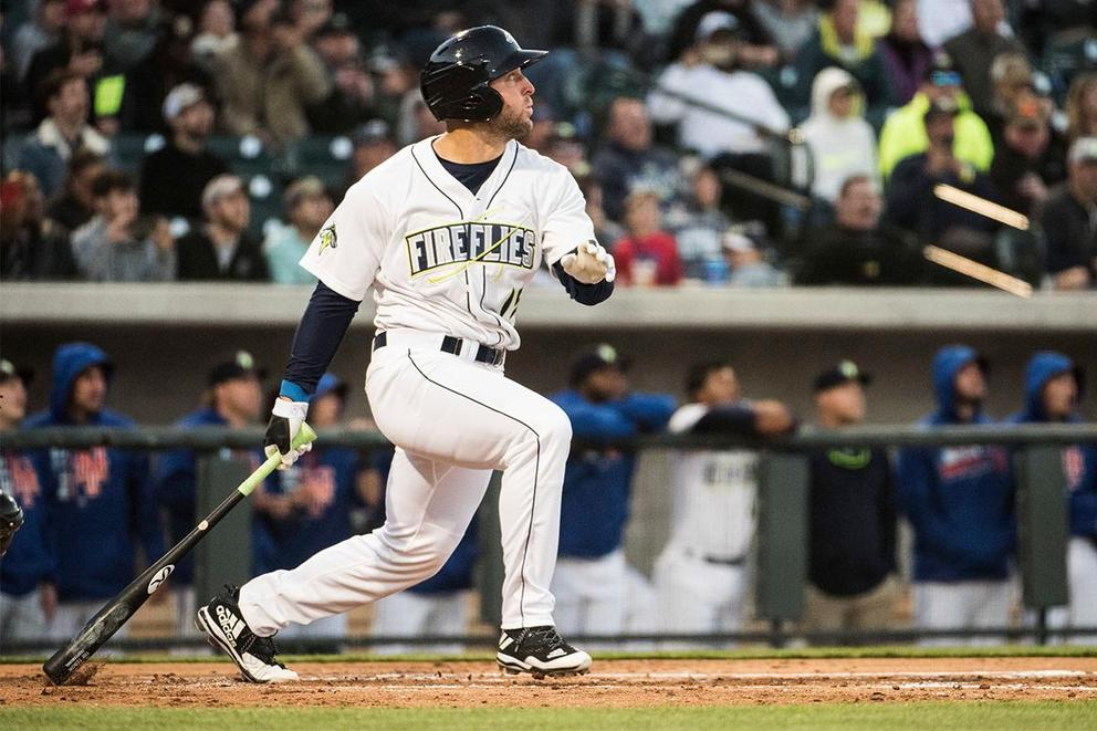 Should Tim Tebow be called up to the New York Mets?