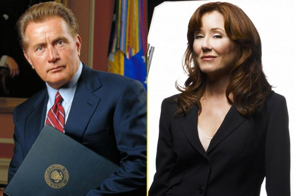 TV president we wish were real: Jed Bartlet or Laura Roslin?