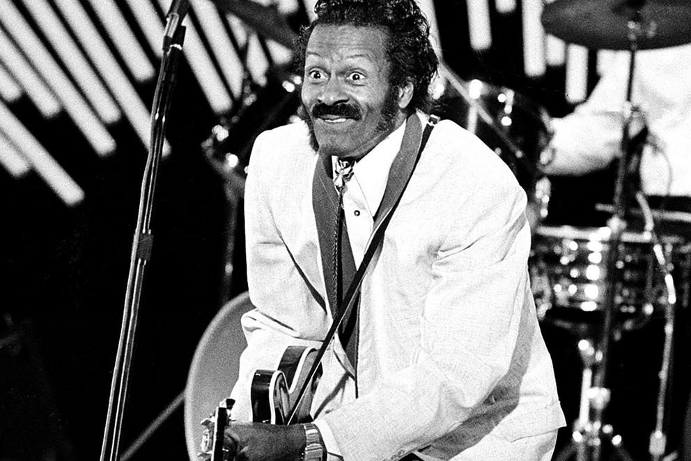 Best Chuck Berry song: 'Roll Over Beethoven' or 'Johnny B. Goode'?