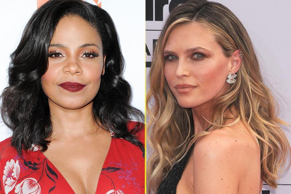 Who do you think bit Beyoncé: Sanaa Lathan or Sara Foster?