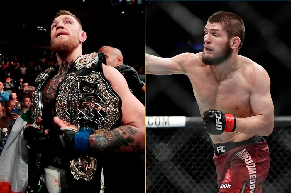 Who will win UFC 229: Conor McGregor or Khabib Nurmagomedov?