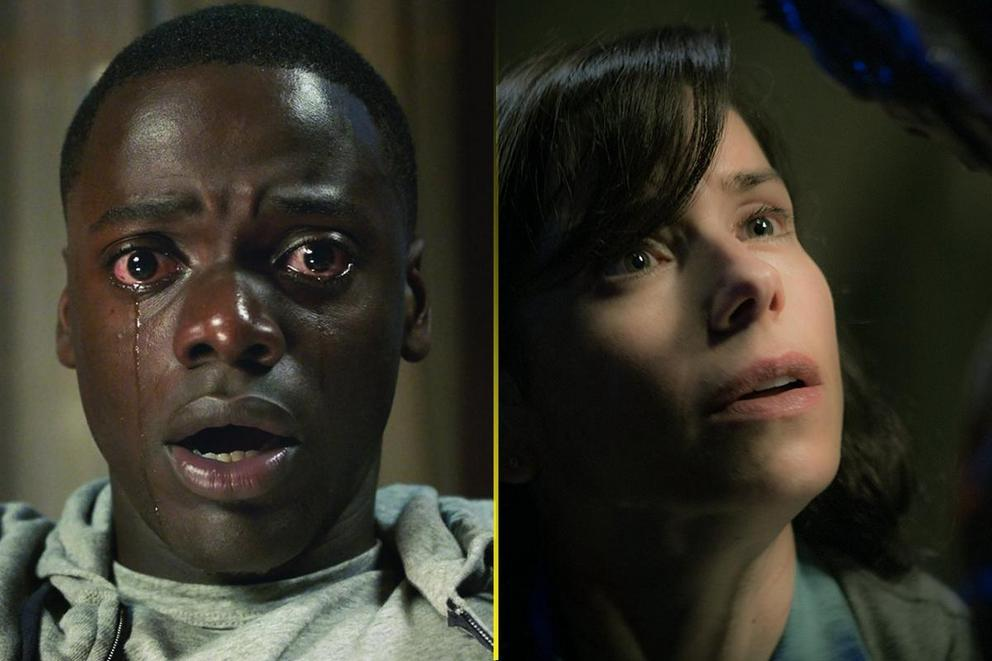 Will 'Get Out' upset 'The Shape of Water' for Best Picture at the Oscars?
