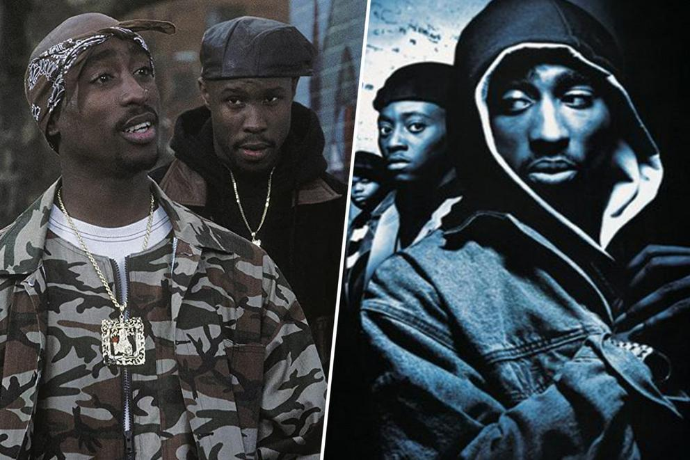 Favorite Tupac movie: 'Above the Rim' or 'Juice'?