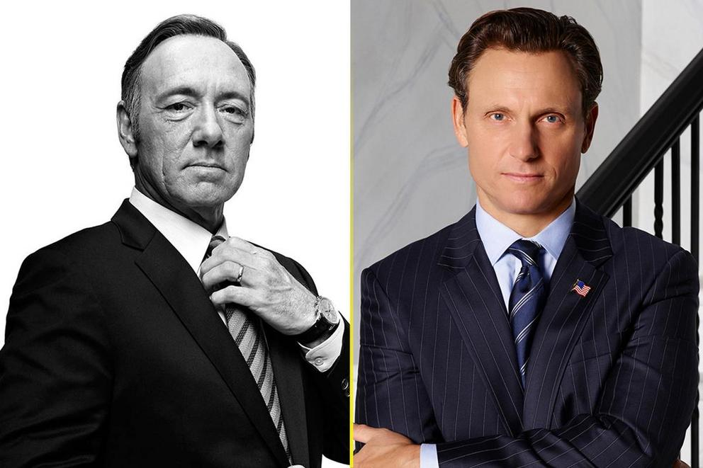 TV's most ruthless president: Frank Underwood or Fitzgerald Grant?
