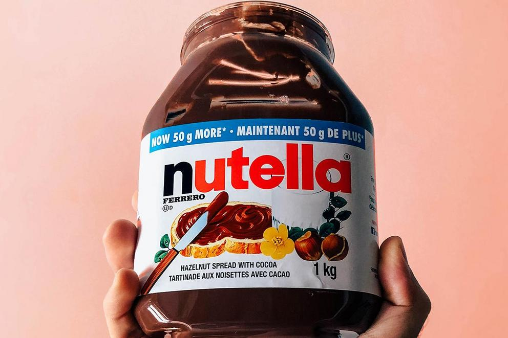 Does the world need crunchy Nutella?