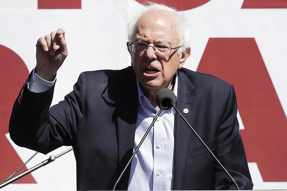 Is Bernie Sanders harming the liberal cause?
