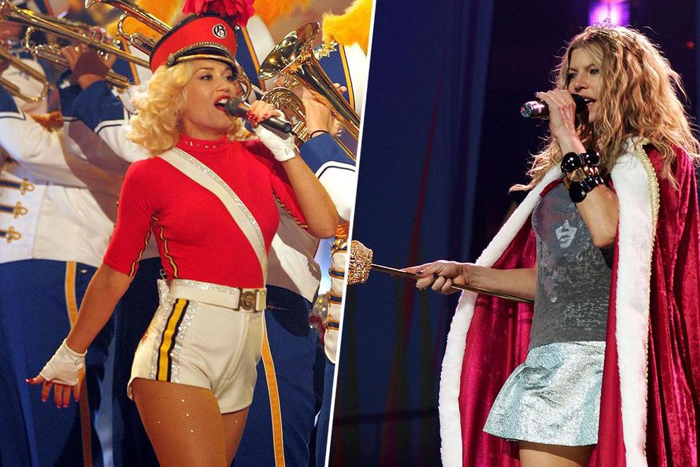 Who was edgier in the aughts: Gwen Stefani or Fergie?