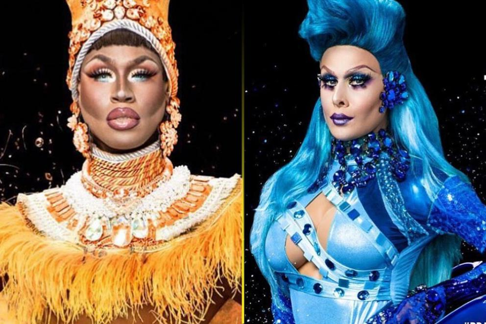 Who should win 'RuPaul's Drag Race' Season 9: Shea Couleé or Trinity Taylor?