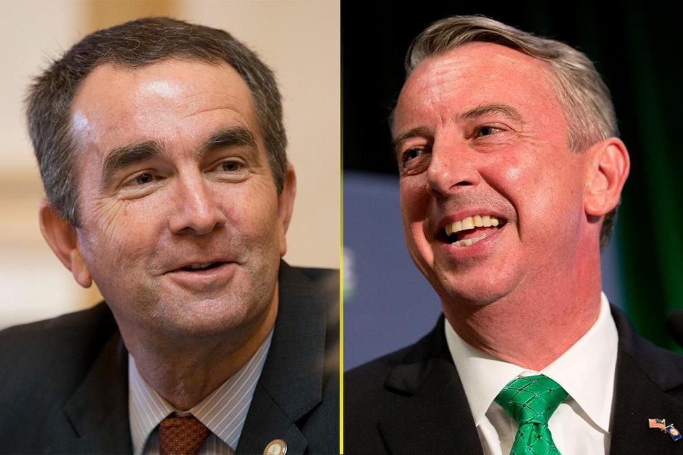 Who should win the Virginia governor's race: Ralph Northam or Ed Gillespie?