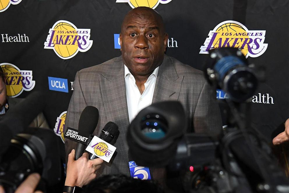 Are the Lakers still a premier destination in the NBA?
