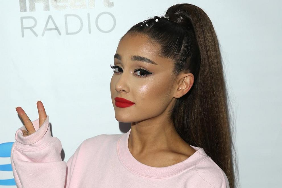 Should Ariana Grande let her hair down?