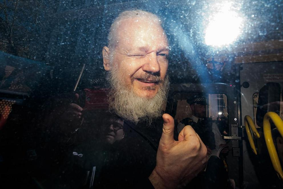 Is WikiLeaks founder Julian Assange a hero or a villain?