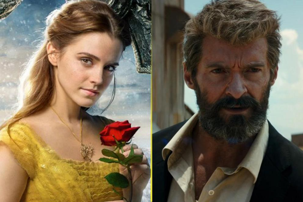 MTV's Movie of the Year: 'Beauty and the Beast' or 'Logan'?