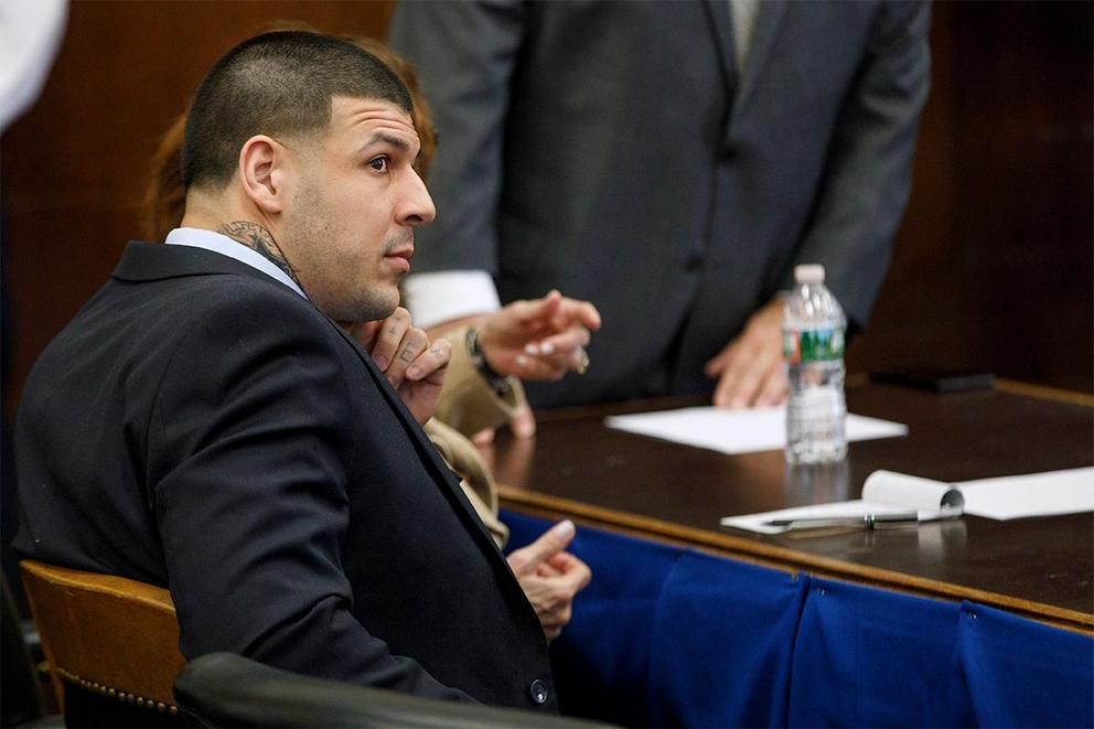 Should the NFL compensate Aaron Hernandez's family for his CTE diagnosis?