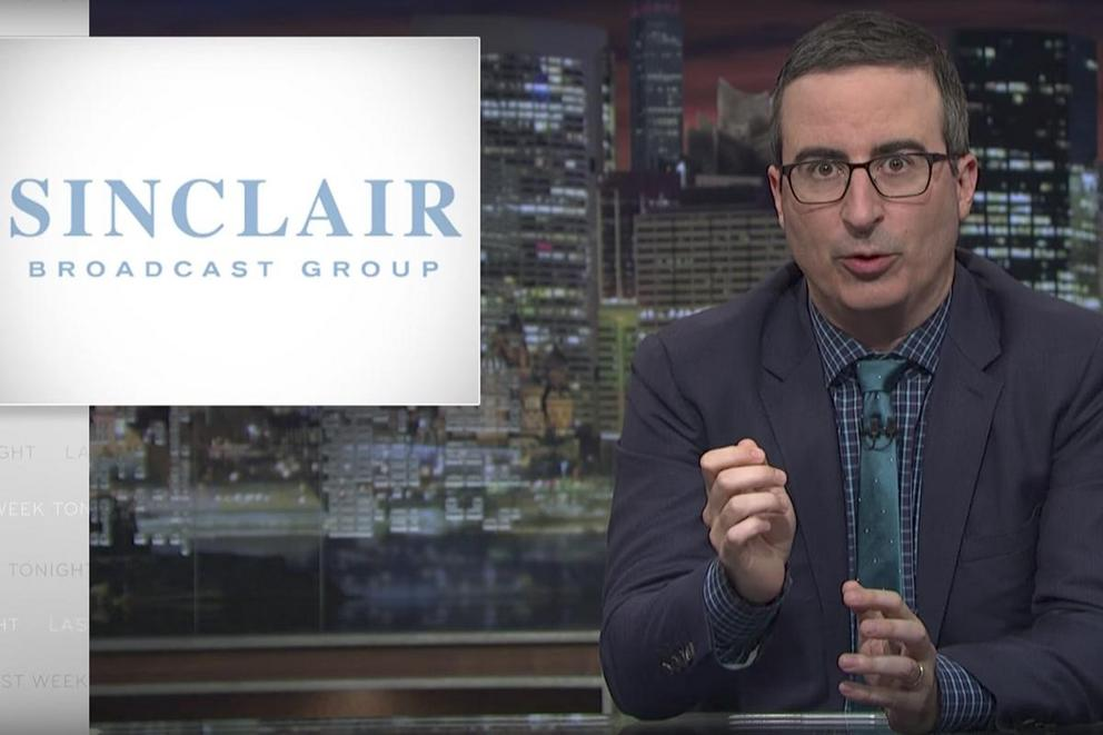 Should the government step in to stop Sinclair Broadcasting Group?