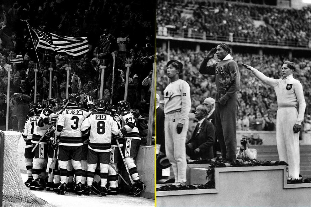 Most American Olympic moment: Miracle on Ice vs. Jesse Owens beats Hitler?