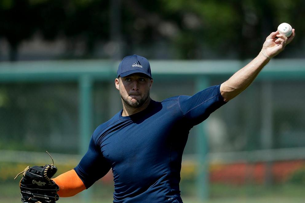 Can Tim Tebow really succeed in the minor league?