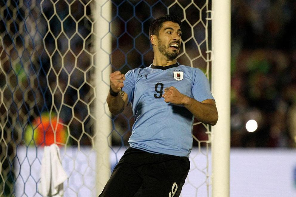Will Luis Suarez bite someone at the World Cup?