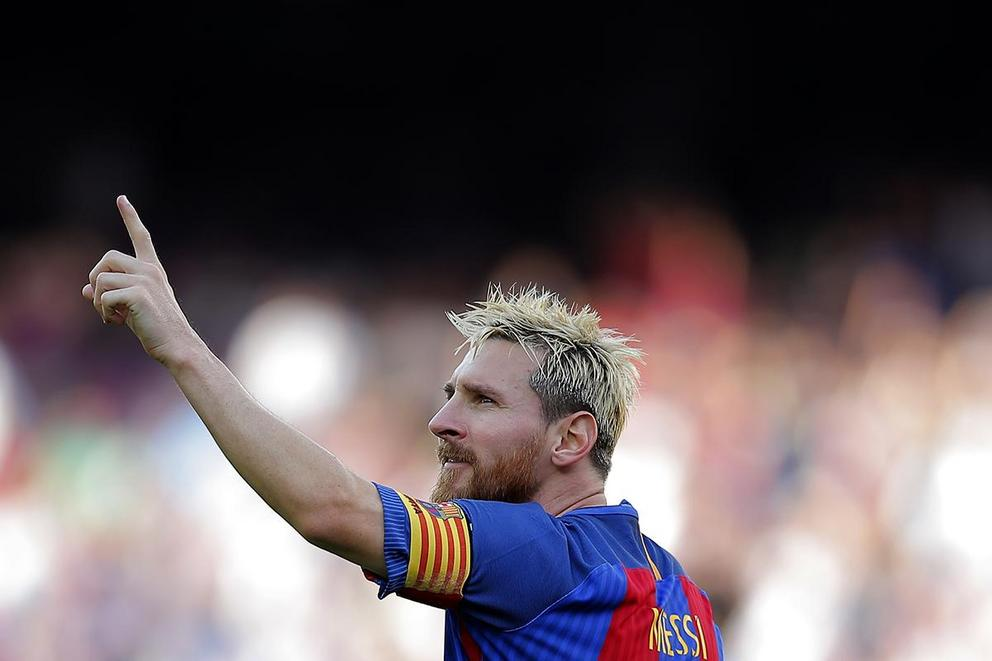 Should Lionel Messi leave FC Barcelona?