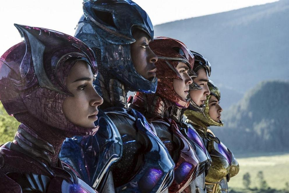 Does the new trailer make 'Power Rangers' look any better?