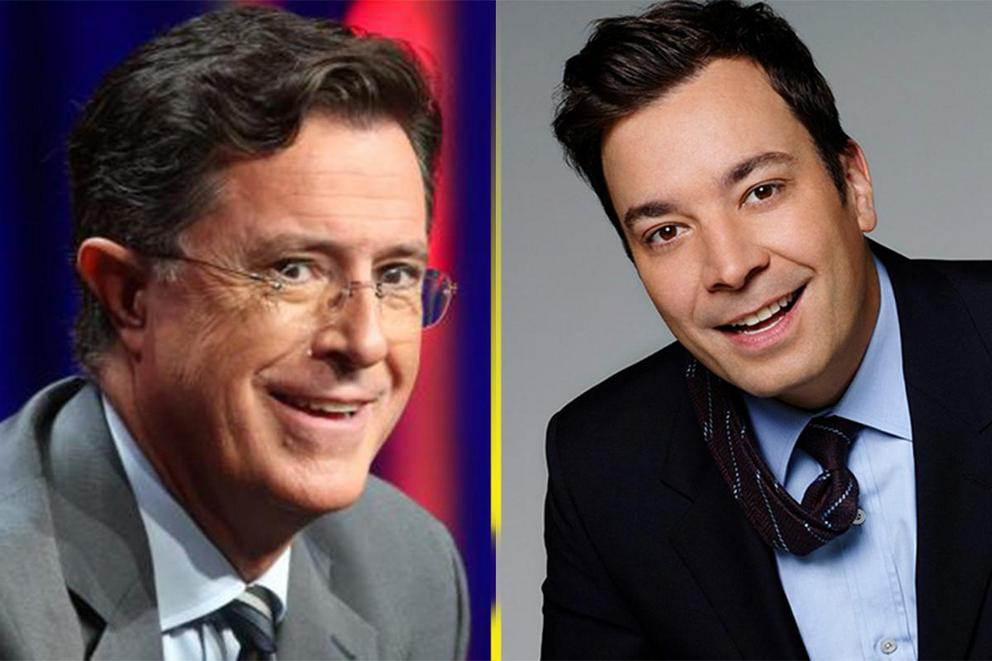 Who has the better late night show: Colbert or Fallon?