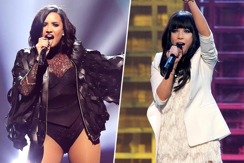 Ultimate girl power anthem of the decade: 'Confident' or 'Making the Most of the Night'?