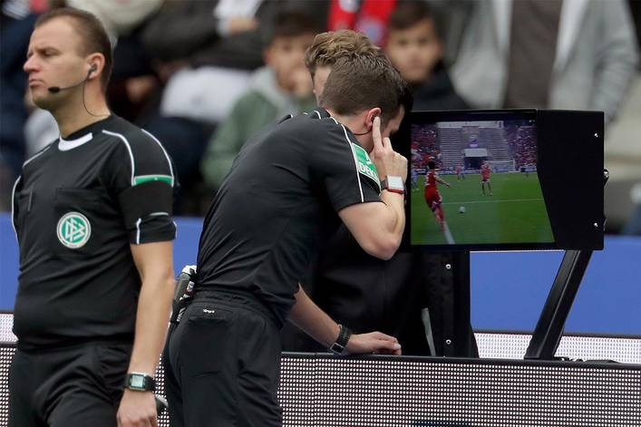 Is instant replay good for the World Cup?