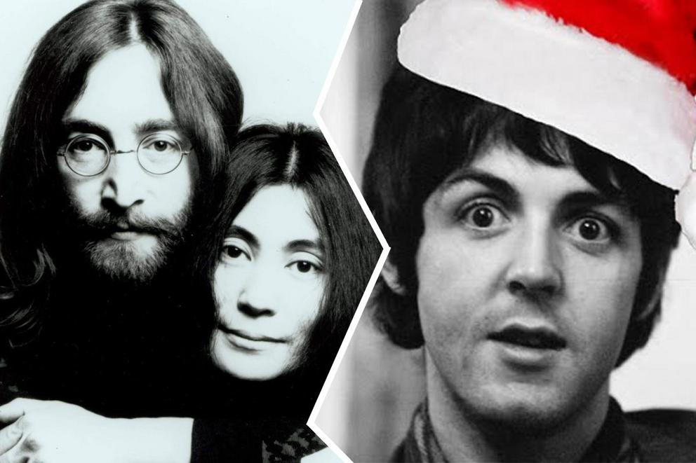 Worst Christmas song by a Beatle?