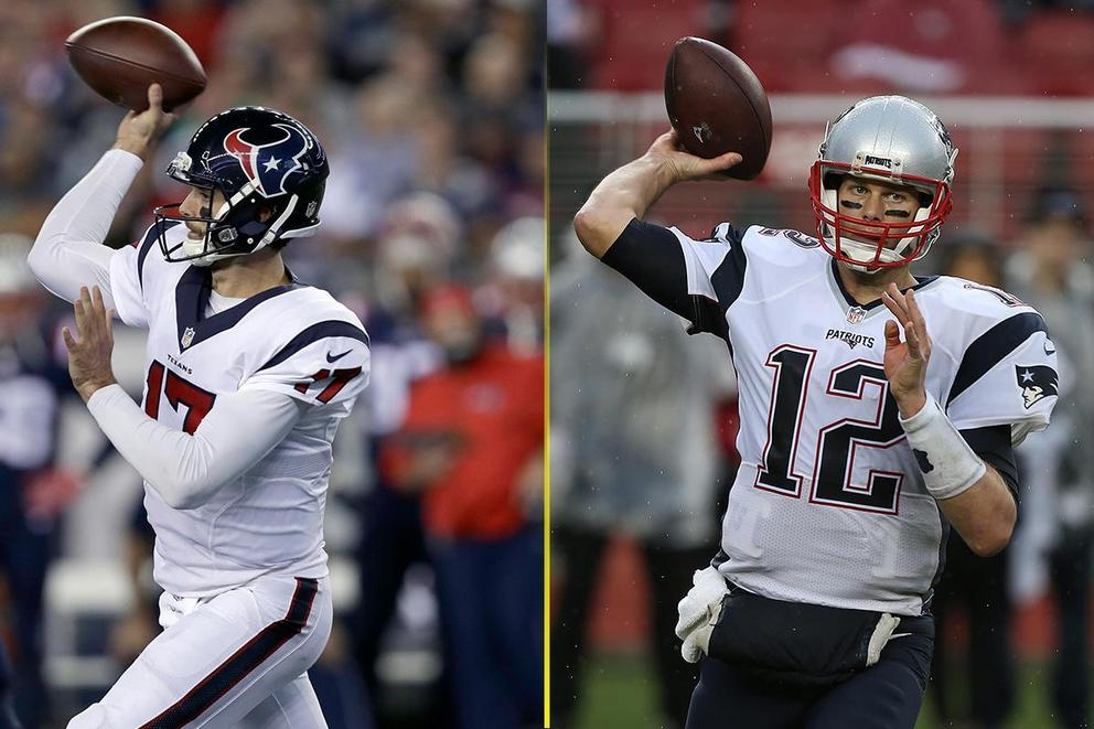 Who will win the NFL Divisional Round: Texans or Patriots?